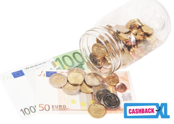 Geld besparen bij CashbackXL