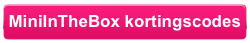 MiniInTheBox kortingscodes