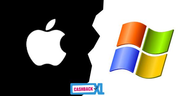 Microsoft Apple cashback