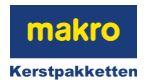 Makro kerstpakketten op CashbackXL.nl